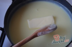 Příprava receptu Vynikající svěží kokosové kostky, krok 4