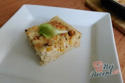 Příprava receptu Slaný koláč se zeleninovo-sýrovou náplní, krok 2