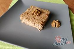 Příprava receptu Jáhlový nákyp s vlašskými ořechy, krok 1