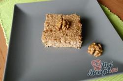 Příprava receptu Jáhlový nákyp s vlašskými ořechy, krok 2