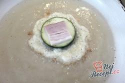 Příprava receptu Zapečená cuketa v sýrovém těstíčku nebo FALEŠNÝ cuketový řízek, krok 2