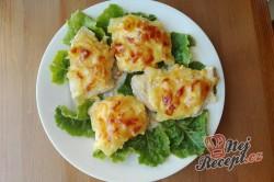Příprava receptu Kuřecí prsa zapečená s ananasem a sýrem, krok 5