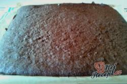 Příprava receptu Čokoládově tvarohové dortíky se šlehačkou, krok 3