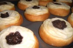 Příprava receptu Tvarohové koláče s makovou nádivkou, krok 4