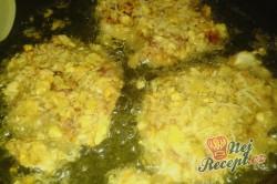 Příprava receptu Vepřové medailonky v ořechové krustě s kuskusem, krok 4