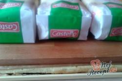 Příprava receptu Jablečný koláček s domácími povidly, krok 10