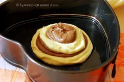Příprava receptu Famózní ZEBRA dort, krok 11