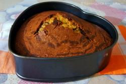 Příprava receptu Famózní ZEBRA dort, krok 15