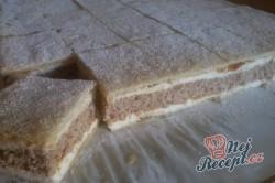 Příprava receptu Juhoslovanský krémeš na velký plech, krok 14