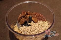 Příprava receptu Nepečené, zdravé Oreo sušenky bez cukru, krok 2