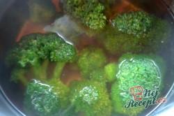 Plněné brokolicové růže (fotorecept), krok 2
