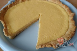 Příprava receptu Mandarinkový koláč z křehkého těsta, krok 2