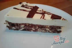Příprava receptu Slavnostní smetanový dort bez pečení, krok 3