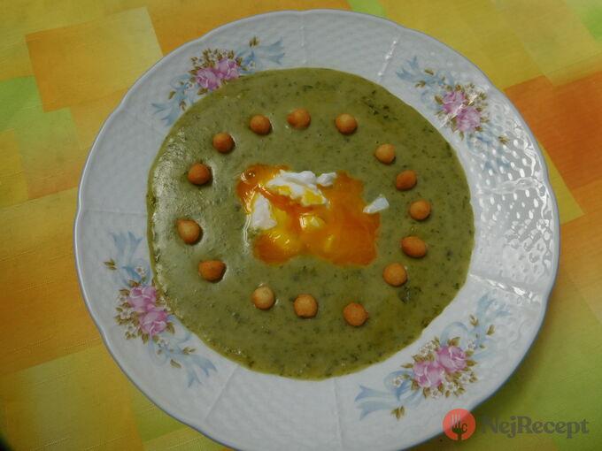 Recept Krémová polévka z medvědího česneku