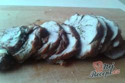Příprava receptu Pečené rolované beraní stehno s tymiánem - FOTOPOSTUP, krok 11