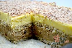 Příprava receptu Čokoládový dort MILKA, krok 11