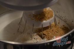 Příprava receptu Čokoládový dort MILKA, krok 2