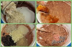 Příprava receptu Domácí sušenky BeBe dobré ráno, krok 2