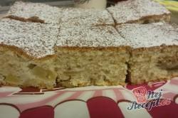 Příprava receptu Hrnkový jablečný koláček našich babiček, krok 9