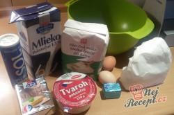 Příprava receptu Tvarohová vánočka - krok za krokem, krok 1
