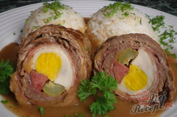 Recept Zpomalený španělský ptáček s jasmínovou rýží