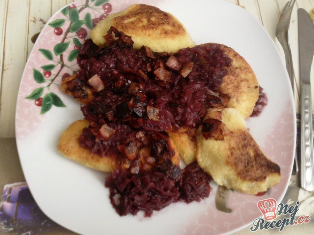 971c6b2650 Recept Plněné bramborové taštičky.