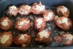 Příprava receptu Extrémně šťavnaté karbanátky s kožíškem, krok 9