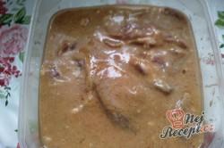Příprava receptu Krkovice v marinádě s bramborami, krok 1