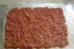 Příprava receptu Roláda z mletého masa, krok 4