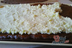Příprava receptu Sváteční medové řezy - FOTOPOSTUP, krok 10