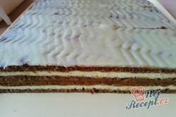 Příprava receptu Sváteční medové řezy - FOTOPOSTUP, krok 13