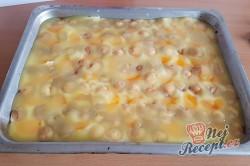 Příprava receptu Dokonalý studený dort s krémem ovocem a želé, krok 3