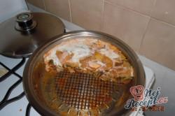 Příprava receptu Brambory na pánvi se slézem kučeravým, krok 1