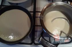 Příprava receptu Zapékané palačinky plněné tvarohem, krok 1