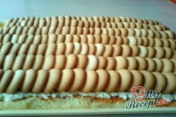 Příprava receptu Slavnostní tvarohové řezy - FOTOPOSTUP, krok 12