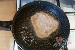 Příprava receptu Vepřové řízky s hořčicí, krok 6