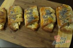 Příprava receptu Jablečné taštičky z tvarohového těsta, krok 4