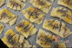 Příprava receptu Jablečné taštičky z tvarohového těsta, krok 3
