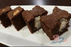 Příprava receptu Čoko koláč s kokosovými kuličkami, krok 5