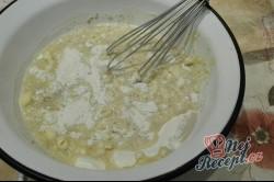 Příprava receptu Velikonoční mazanec, krok 2