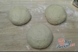 Příprava receptu Velikonoční mazanec, krok 6
