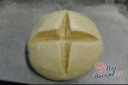Příprava receptu Velikonoční mazanec, krok 7