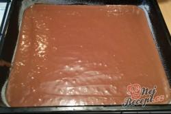 Příprava receptu Litý perník posypaný moučkovým cukrem, krok 8