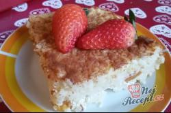 Příprava receptu Rýžový nákyp s meruňkami a tvarohem, krok 13