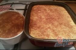 Příprava receptu Rýžový nákyp s meruňkami a tvarohem, krok 10