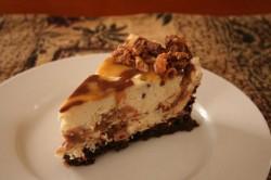 Příprava receptu Cheesecake z MARS tyčinek, krok 2