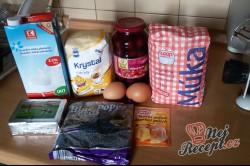 Příprava receptu Hrnkový makový koláček s višněmi, krok 1