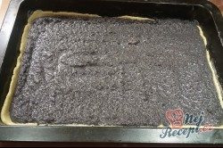 Příprava receptu Řezy s pořádnou dávkou máku, krok 8
