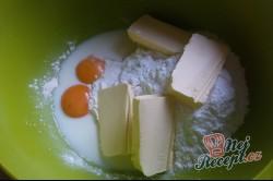 Příprava receptu Řezy s pořádnou dávkou máku, krok 2