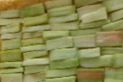 Příprava receptu Rebarborový koláč se sněhem, krok 4